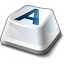 Keyboard Key Icon 64x64