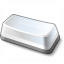 Keyboard Key Wide Icon 64x64