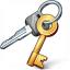 Keys Icon 64x64