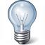 Lightbulb Icon 64x64