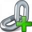Link Add Icon 64x64