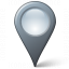 Location Pin Icon 64x64