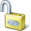 Lock Open Icon 64x64