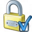 Lock Preferences Icon 64x64