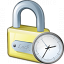 Lock Time Icon 64x64