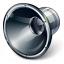Loudspeaker Icon 64x64
