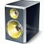 Loudspeaker 2 Icon 64x64