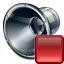 Loudspeaker Stop Icon 64x64