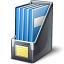 Magazine Folder Icon 64x64