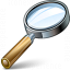 Magnifying Glass Icon 64x64