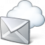 Mail Cloud Icon 64x64