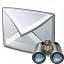 Mail Find Icon 64x64