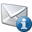 Mail Information Icon 64x64
