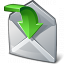 Mail Into Icon 64x64