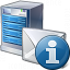 Mail Server Information Icon 64x64