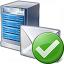 Mail Server Ok Icon 64x64