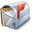 Mailbox Full Icon 64x64