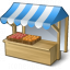 Market Stand Icon 64x64