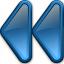 Media Rewind Icon 64x64