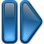 Media Step Forward Icon 64x64