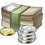 Money Icon 64x64