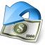Money Refund Icon 64x64