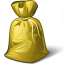 Moneybag Icon 64x64