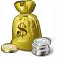 Moneybag 2 Icon 64x64