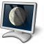 Monitor Sleep Icon 64x64