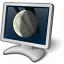 Monitor Sleep Icon 64x64