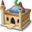Mosque Icon 64x64