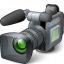 Movie Camera Icon 64x64