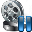 Movie Pause Icon 64x64
