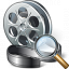 Movie View Icon 64x64