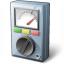 Multimeter Analog Icon 64x64