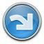 Nav Redo Blue Icon 64x64