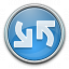 Nav Refresh Blue Icon 64x64