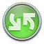 Nav Refresh Green Icon 64x64