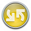 Nav Refresh Yellow Icon 64x64