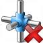 Node Delete Icon 64x64