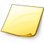 Note Plain Icon 64x64
