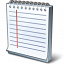 Notebook Icon 64x64