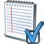 Notebook Preferences Icon 64x64