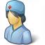 Nurse 2 Icon 64x64