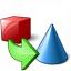 Objects Transform Icon 64x64
