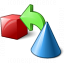 Objects Transform 2 Icon 64x64