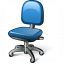 Office Chair Icon 64x64