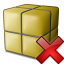 Package Delete Icon 64x64
