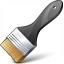 Paint Brush 2 Icon 64x64
