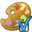 Palette Preferences Icon 64x64